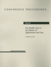 The Middle East in the Shadow of Afghanistan and Iraq av F. Stephen Larrabee (Heftet)