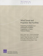 Wind Tunnel and Propulsion Test Facilities av Philip S. Anton (Heftet)