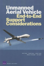 Unmanned Aerial Vehicle End-to-End Support Considerations av Mahyar A. Amouzegar, John G. Drew, Kristin F. Lynch, Russell Shaver og Don Snyder (Heftet)