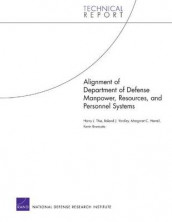 Alignment of Department of Defense Manpower, Resources, and Personnel Systems av Kevin Brancato, Margaret C Harrell, Harry J Thie og Roland J Yardley (Heftet)