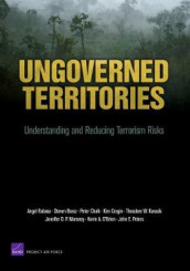 Ungoverned Territories av Angel Rabasa (Heftet)