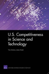 U.S. Competitiveness in Science and Technology av Titus Galama og James Hosek (Heftet)