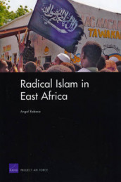 Radical Islam in East Africa av Angel Rabasa (Heftet)