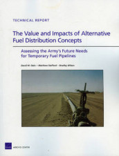 The Value and Impacts of Alternative Fuel Distribution Concepts av David M Oaks, Matthew Stafford og Bradley Wilson (Heftet)