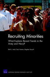 Recruiting Minorities av Beth J. Asch, Paul Heaton og Bogdan Savych (Heftet)