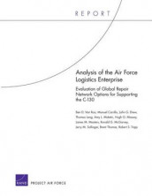 Analysis of the Air Force Logistics Enterprise av Manuel Carrillo, John G. Drew, Thomas Lang, Amy L. Maletic og Ben D. Van Roo (Heftet)