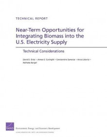 Near-Term Opportunities for Integrating Biomass into the U.S. Electricity Supply av David S. Ortiz, Aimee E. Curtwright, Constantine Samaras, Aviva Litovitz og Nicholas Burger (Heftet)