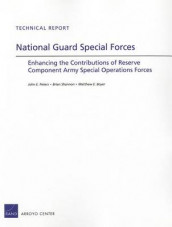 National Guard Special Forces av Matthew E. Boyer, John E. Peters og Brian Shannon (Heftet)