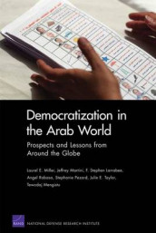 Democratization in the Arab World av F. Stephen Larrabee, Jeffrey Martini, Tewodaj Mengistu, Laurel E. Miller, Stephanie Pezard, Angel Rabasa og Julie E. Taylor (Heftet)