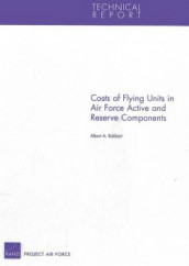 Costs of Flying Units in Air Force Active and Reserve Components av Albert A. Robbert (Heftet)