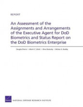 An Assessment of the Assignments and Arrangements of the Executive Agent for DOD Biometrics and Status Report on the DOD Biometrics Enterprise av Melissa A. Bradley, Martin C. Libicki, Rena Rudavsky og Douglas Shontz (Heftet)