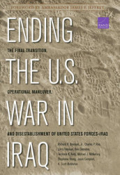 Ending the U.S. War in Iraq av Richard Brennan, Jason H. Campbell, Ben Connable, Larry Hanauer, Terrence K. Kelly, K. Scott McMahon, Michael J. McNerney, Charles P. Ries og Stephanie Young (Innbundet)