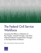 The Federal Civil Service Workforce av Beth J. Asch, James Hosek og Michael G. Mattock (Heftet)