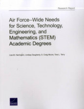 Air Force-Wide Needs for Science, Technology, Engineering, and Mathematics (Stem) Academic Degrees av Lindsay Daugherty, Lisa M. Harrington, S. Craig Moore og Tara L. Terry (Heftet)