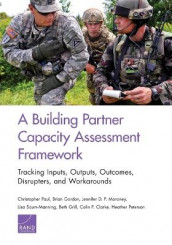 A Building Partner Capacity Assessment Framework av Colin P. Clarke, Brian Gordon, Beth Grill, Jennifer D. P. Moroney, Christopher Paul, Heather Peterson og Lisa Saum-Manning (Heftet)