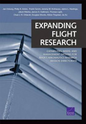 Expanding Flight Research av Philip S. Anton, Frank Camm, Jeremy M. Eckhause, Jaime L. Hastings, Jakub Hlavka, James G. Kallimani, Thomas Light, Chad J. R. Ohlandt, Jan Osburg og Douglas Shontz (Heftet)