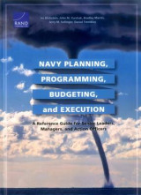 Omslag - Navy Planning, Programming, Budgeting and Execution