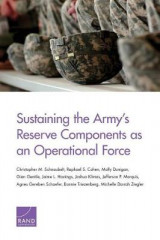Omslag - Sustaining the Army's Reserve Components as an Operational Force