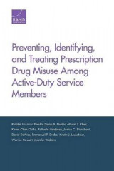 Omslag - Preventing, Identifying, and Treating Prescription Drug Misuse Among Active-Duty Service Members