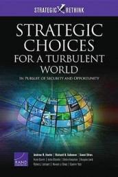 Strategic Choices for a Turbulent World av Frank Camm, Anita Chandra, Sonni Efron, Andrew R. Hoehn, Debra Knopman, Burgess Laird, Robert J. Lempert, Howard J. Shatz, Richard H Solomon og Casimir Yost (Heftet)
