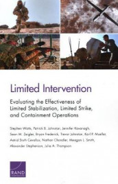 Limited Intervention av Astrid Stuth Cevallos, Nathan Chandler, Bryan Frederick, Patrick B Johnston, Trevor Johnston, Jennifer Kavanagh, Karl P Mueller, Meagan L Smith, Stephen Watts og Sean M Zeigler (Heftet)
