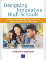 Omslag - Designing Innovative High Schools