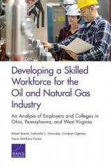 Omslag - Developing a Skilled Workforce for the Oil and Natural Gas Industry