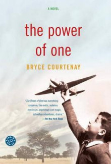 The Power of One av Bryce Courtenay (Innbundet)