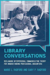 Omslag - Library Conversations