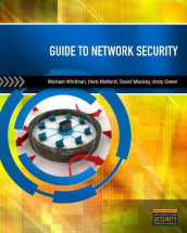 Guide to Network Security av David Mackey, Herbert Mattord og Michael Whitman (Heftet)