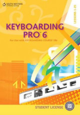 Omslag - Keyboarding Pro 6, Student License (with User Guide )