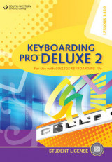 Omslag - Keyboarding Pro Deluxe 2 Student License (with Individual License User Guide )