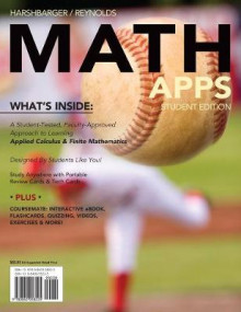 Math Apps av Ronald J. Harshbarger (Blandet mediaprodukt)
