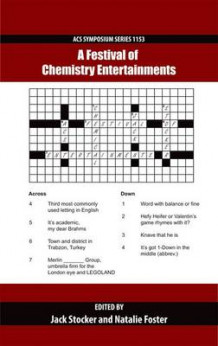 A Festival of Chemistry Entertainments (Innbundet)