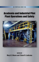 Omslag - Academia and Industrial Pilot Plant Operations and Safety