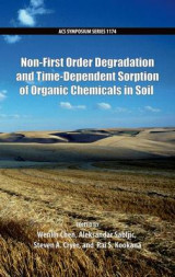 Omslag - Non-First Order Degradation and Time-Dependent Sorption of Organic Chemicals in Soil