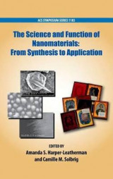 Omslag - The Science and Function of Nanomaterials
