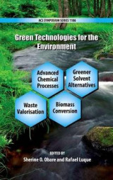 Omslag - Green Technologies for the Environment