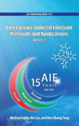 Omslag - Aggregation-Induced Emission: Materials and Applications Volume 2