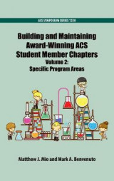Omslag - Building and Maintaining Award-Winning ACS Student Member Chapters Volume 2