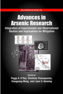 Advances in Arsenic Research (Innbundet)