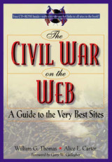Omslag - The Civil War on the Web