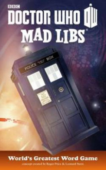 Doctor Who Mad Libs av Price Stern Sloan (Heftet)