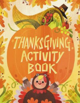 Omslag - Thanksgiving Activity Book