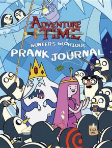 Gunter's Glorious Prank Journal av Kirsten Mayer (Innbundet)