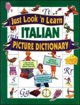Omslag - Just Look 'n' Learn Italian Picture Dictionary
