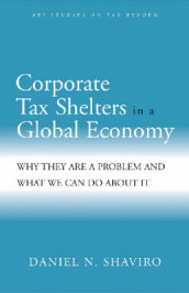 Corporate Tax Shelters in a Global Economy av Daniel Shaviro (Heftet)