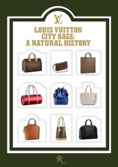 Louis Vuitton City Bags av Marc Jacobs og Florence Muller (Innbundet)