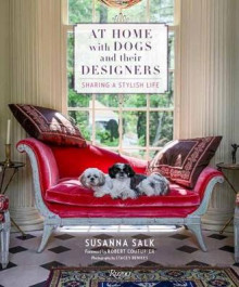 At Home with Dogs and Their Designers av Susanna Salk (Innbundet)