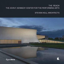 The Reach av Steven Holl og Barry Bergdoll (Innbundet)
